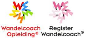 Logo Wandelcoach Opleiding en Register Wandelcoach