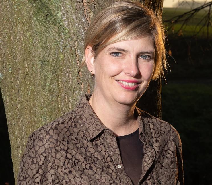 Mieke Buyle - Wandelcoachen vernieuwend in Belgie