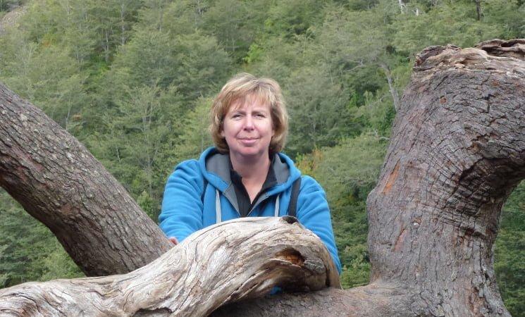 Wandelcoach Ellen Pauw Ga op reis om de reis te maken