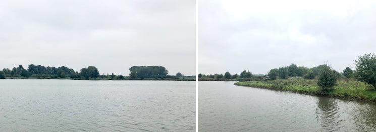 Bezielde eenvoud Hilde Backus aan de rivier