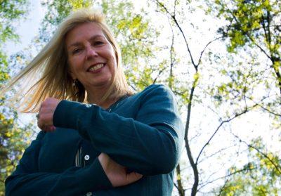 Wandelcoach Anne Kremers