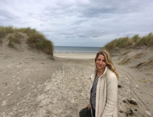 Claudia Minnes: Liefde voor mens en natuur combineren