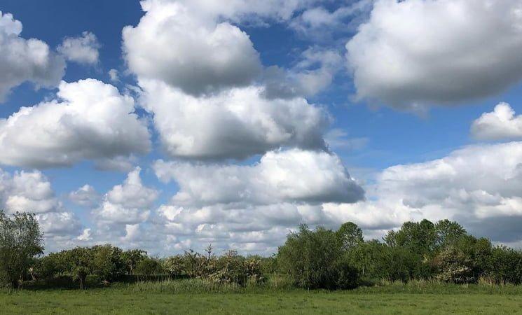 Wolkenlucht 100 wandelcoaches