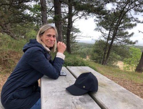 Jacqueline Cock: Wanneer het moeten weg valt