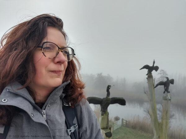 Natuurpiramide Registerwandelcoach Natalie Zuidam