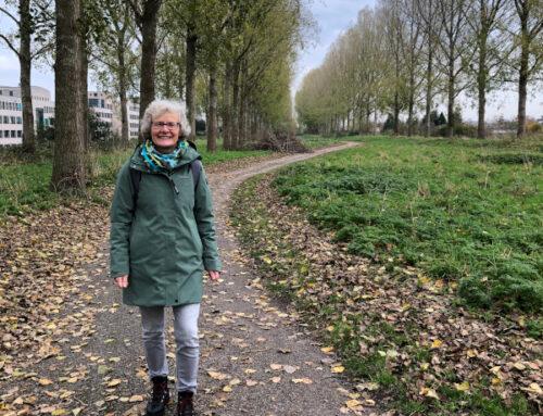 Gea van der Veen, wandelcoach in het ziekenhuis: de impact van corona is enorm!