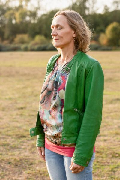 Chantal Rijsbergen Upside Down wandelcoach
