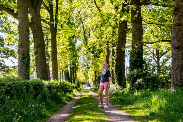 Wandelcoach Hillyne Martini, Buitenstappen, Renske Kleverwal Fotografie 2